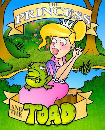 princess-and-toad